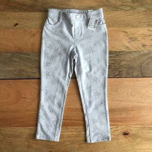 The Children's Place NWT snowflake pant